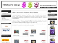 haekelblume-design-shop.com