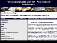 rechtsanwalt-kaden-dresden.de