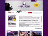 Purple Room - Upcoming Event: 7. Dezember 2013