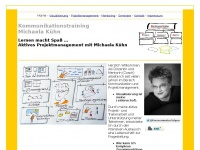 Aktives Projektmanagement mit Michaela Kuehn, PMP