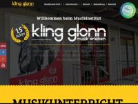 Musikschule Kling Glonn