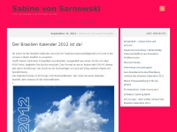 sabinevonsarnowski.wordpress.com