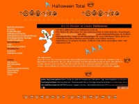 Halloween-total.de - Halloween Total - Links und Infos zum HalloweenHalloween Basteleien, Halloween