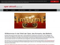 Kritiken von Opern- und Konzertbesuchen - Informationen rund um Spielpläne und Opernhäuser » Oper Aktuell