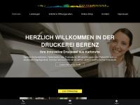 druckerei-berenz.net