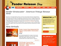 fenderreissue.com