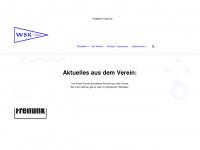 Willkommen beim WSK Lindau (B) e.V. - Wassersportverein Kleiner See Lindau (B) e.V.
