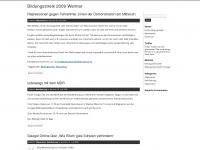 bildungsstreik2009weimar.wordpress.com