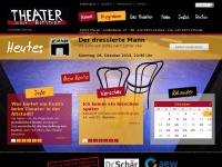 Theater in der Altstadt Meran Südtirol | Theater Cabaret Jugend Lesung Vortrag Musik Tanz Meran Südtirol