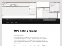 mp3ratingfriend.com