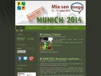 Project MUNICH2014 – Mia san Mega!