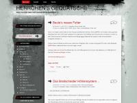 Herrchen's Gequatsche | Wenn Herrchen redet, bellt meistens Beule dazwischen ;-)