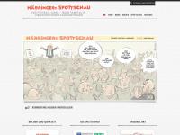 Härringers Spottschau - Der Fussball-Comic