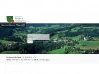 Gemeinde Arriach in Kärnten   Wanderrouten Arriach Hotels Kärnten Gurktaler Alpen Gerlitzen