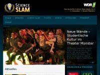 Science Slam 2013