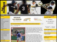 Homepage des BSV Bad Homburg Hornets e.V.