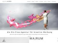 Web | Werbung - Regina Winkler