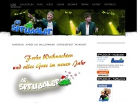 de Spruddler - Deine Party-Homepage !