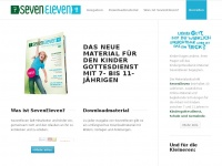 SevenEleven: Material für Kindergottesdienste mit 7-11-Jährigen