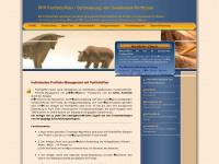 PFP PortfolioPlan - Optimierung von Investment-Portfolios