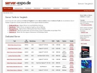 Server-expo.de - Server Vergleich für Root, Dedicated und Managed Server