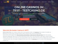 Test Casino - Online Casinos im Test