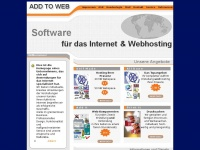 ADD TO WEB - addtoweb - Software, Webhosting in Marburg