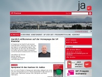 Homepage - SP Rheintal