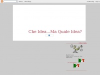 Che idea...ma quale idea?
