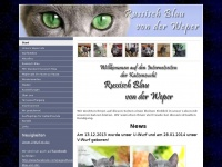 Russisch Blau von der Weper, Cattery, Züchter, Kitten - Russisch Blau von der Weper