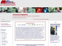 thymus-therapie.natuerlich-heilen.de