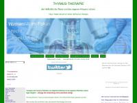 thymus-therapie.natuerlich-heilen.de