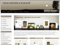 trauerdruckshop.de