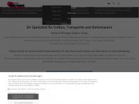 Steinmauern | Erdarbeiten | Transporte Gutau - Gerhard Pühringer KG