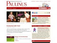 wochenzeitung.paulinus.de