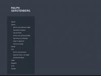 Ralph Gerstenberg ::  Startseite  :: Berlin