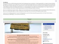 Startseite | Finanzamt Calau