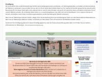 Startseite | Finanzamt Cottbus