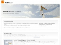 Hoststar - Top Webspace Anbieter zum sensationellen Preis - Domain Hosting und 10000MB Webspace mit vielen Vorteilen
