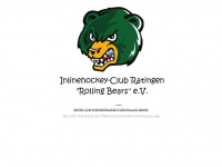 "Inlinehockey-Club Ratingen ""Rolling Bears"" e.V. - Nachrichten"