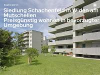 Regimo Zürich - Schachenfeld