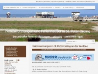 Ferienwohnungen in St. Peter-Ording an der Nordsee