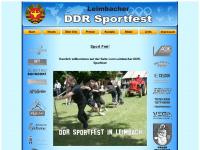 DDR-Sportfest Leimbach