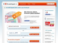 scratchpad.de