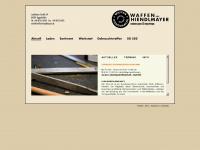 Waffen-hiendlmayer.de - WAFFEN HIENDLMAYER GmbH custom guns & engravings :: Aktuell