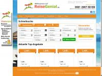 ReiseGenial.de - Suchen und Buchen von Reisen im Internet