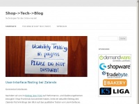 ShopTechBlog | Technologien für den Online-Handel