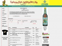 fasnachts-kalender.de