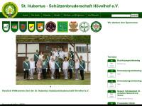 Schuetzen-hoevelhof.de - St. Hubertus Schützenbruderschaft Hövelhof e.V.