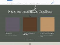 orgelbau-klais.com